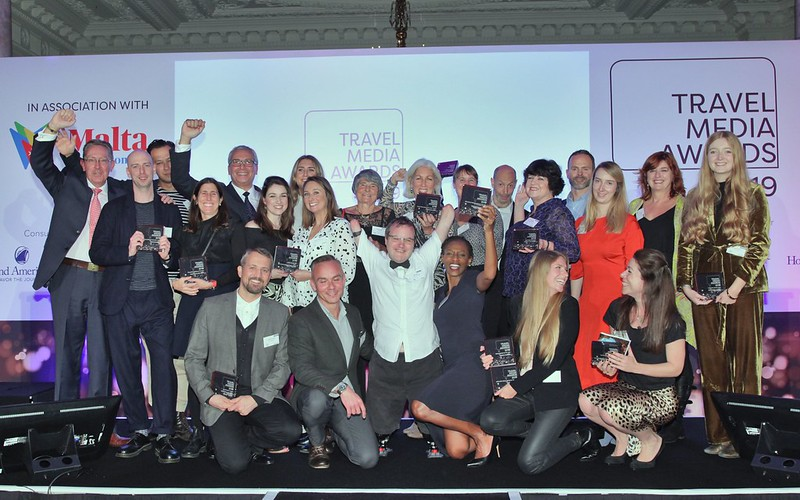 Travel Media Awards 2019