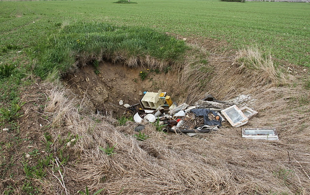 Põlevkivikaevanduse varing / Oil Shale mine is sinking, Etonia