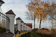 Церковная ограда