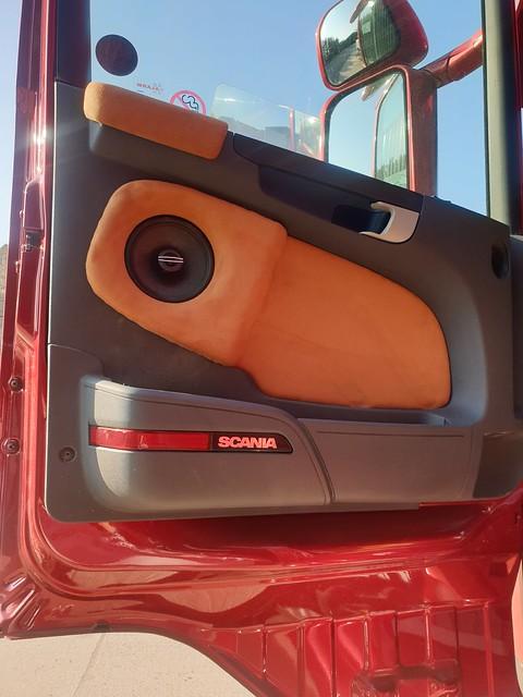 Richard Vero Commercials Scania