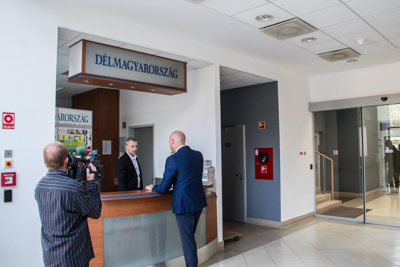 Szabó Bálint feljelentette a médiahatóságnál a Délmagyarországot