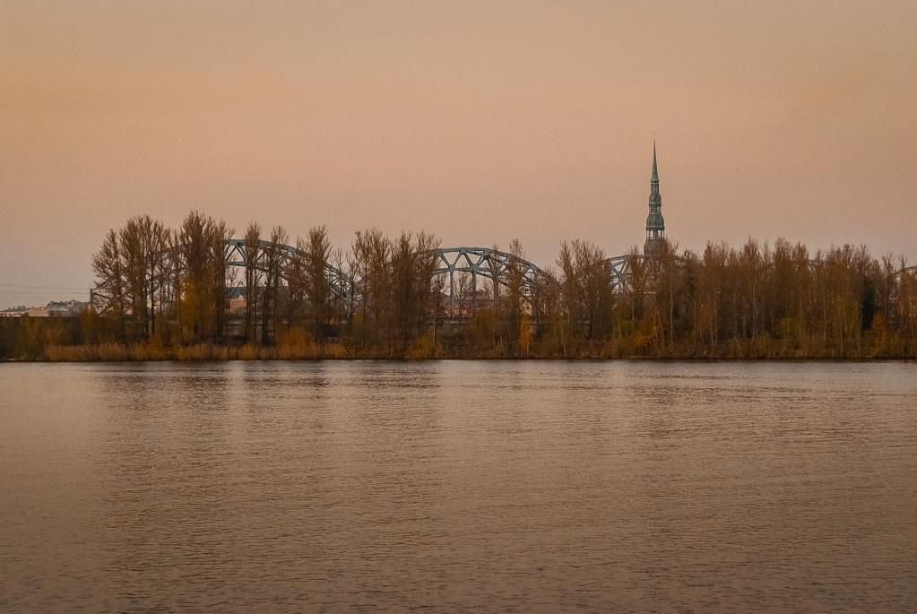 Wonderful view of Zaķu sala! 18:18:28 DSC_3846