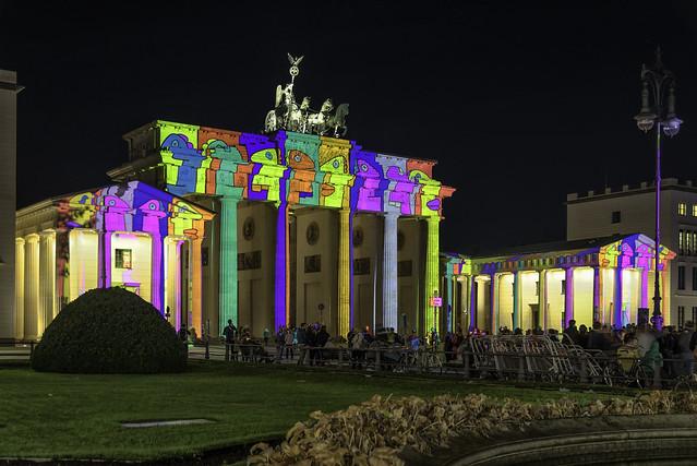 Berlin - Festival Of Lights 2019