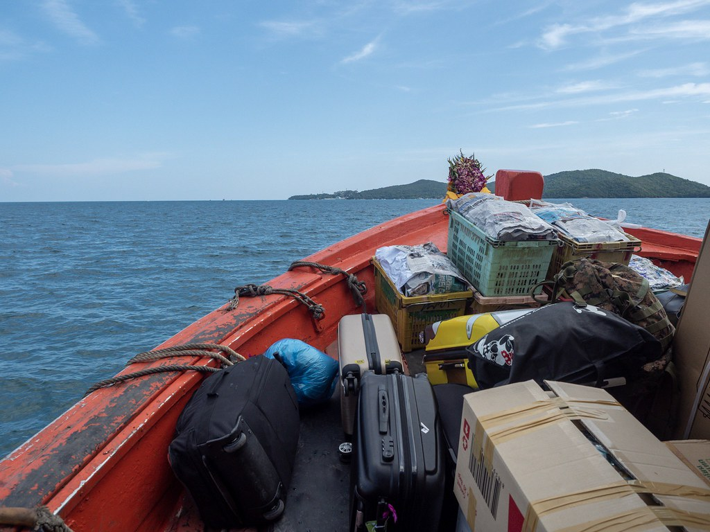 Koh Samet ferry