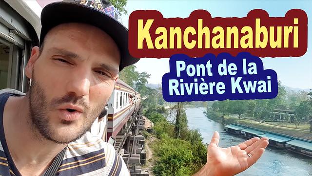 Thailande du Nord - Kanchanaburi - Cimetière des Alliés - Pont de la Rivière Kwai - Reportage de Ben Heine (Youtube video)