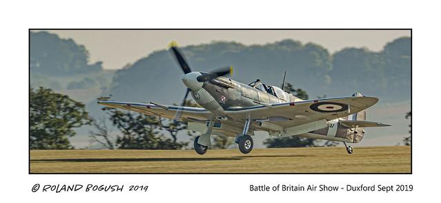 Touchdown - Spitfire Mk Vc