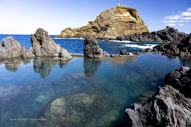 Piscines volcaniques, Lava pools