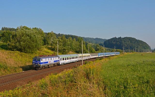 PKP Intercity EP09-033 - Česká Třebová (CZ)