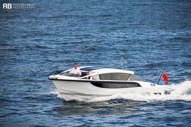 T/T Amatasia (Silverline Limousine Tender) - 9m - Yachtwerft Meyer