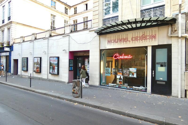 Les cinémas indépendants de la Rive Gauche, Paris