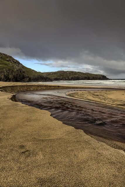 Dall Mor Beach Isle of Lewis Scotland 09/2019