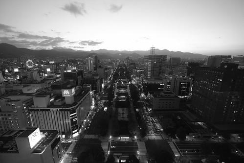 22-10-2019 Sapporo in evening (34)