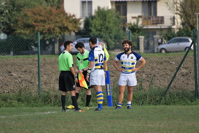 2019/20 - 1° XV - RPFC vs Florentia (Foto Zanichelli)