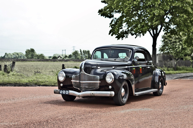 Dodge Business Coupé 1940 (3216)
