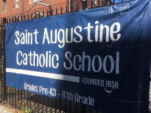 St. Augustine school DC