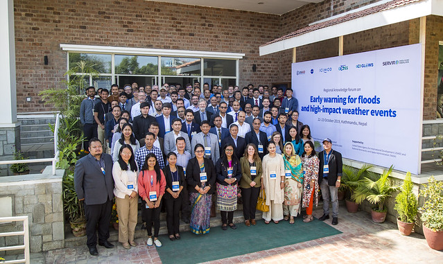 Regional knowledge forum on early warning for floods and high-impact weather events