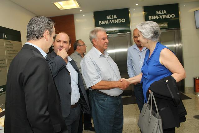 Lançamento da Medida Emergencial do Banco do Brasil para prorrogação de dívidas dos cafeicultores
