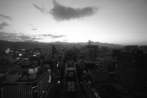 22-10-2019 Sapporo in evening (24)