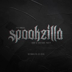 Spookzilla ~ Logo