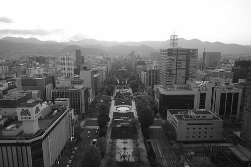 22-10-2019 Sapporo in evening (4)