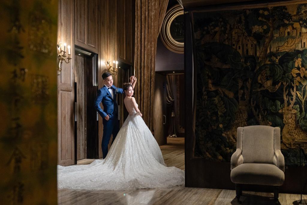[婚攝]Hao & Claidy 婚禮紀錄@君品酒店 婚禮攝影