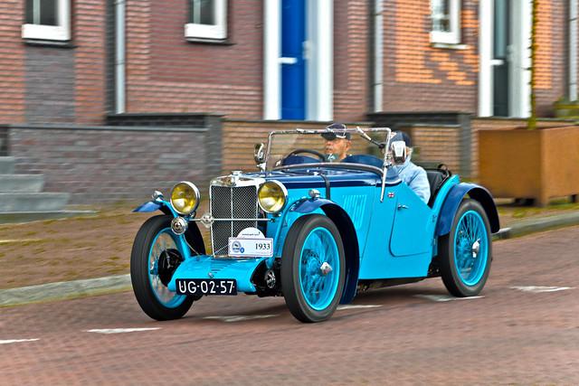MG J2 Midget 1933 (8273)
