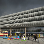 50 year old birthday bash for Preston Bus Station
