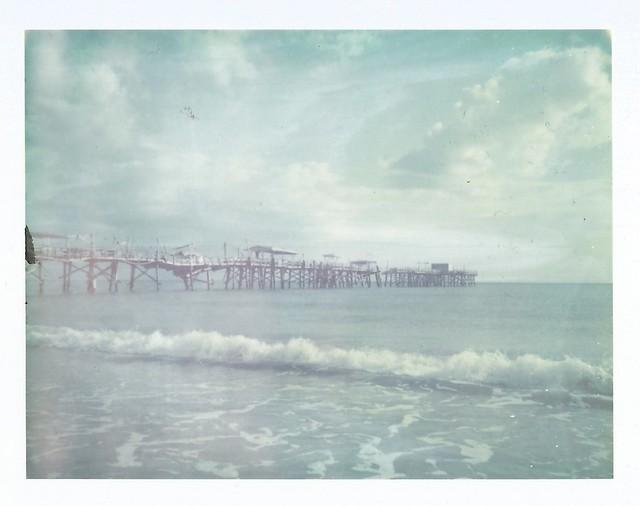 Polaroid Week Day Three - Favorite Pier