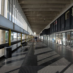 Inside Preston Bus Station