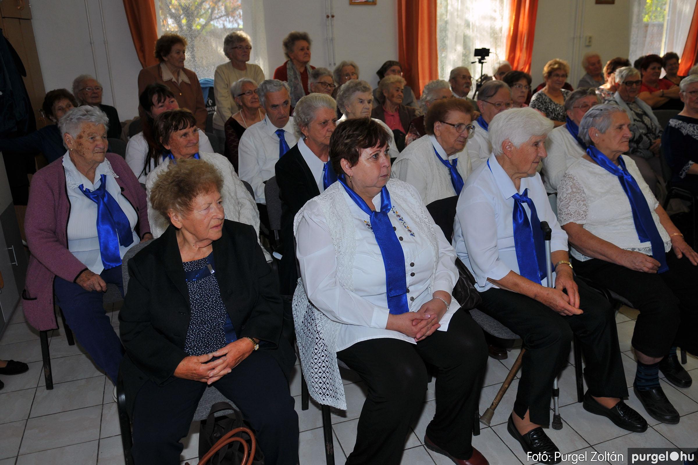 2019.10.22. 016 Idősek Világnapja rendezvény a Katolikus Körben - Fotó:PURGEL ZOLTÁN© D3K_8280q.jpg