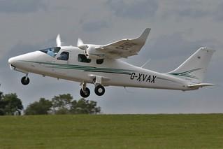 G-XVAX : Tecnam P2006T