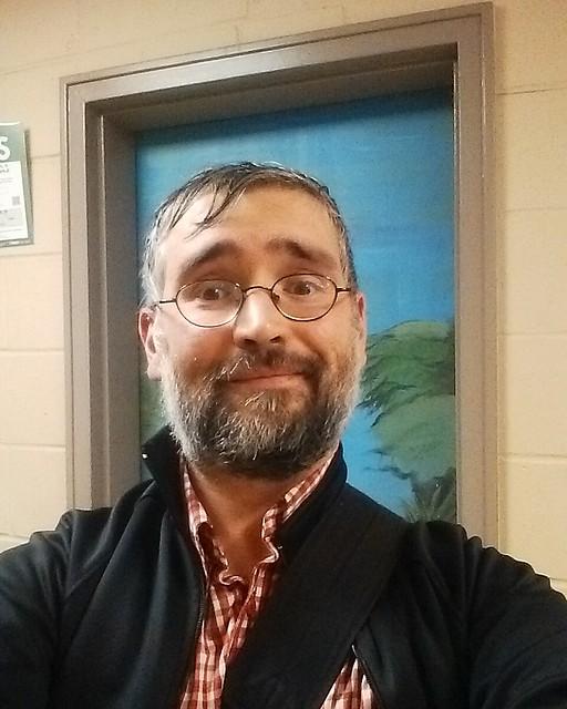 Post-vote selfie #toronto #dovercourtpark #davenport #canada #cdnpoli #elxn43 #election #me #selfie