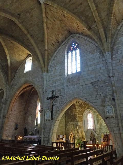 Église Saint Dominique de Monpanzier - Chapelle latérale