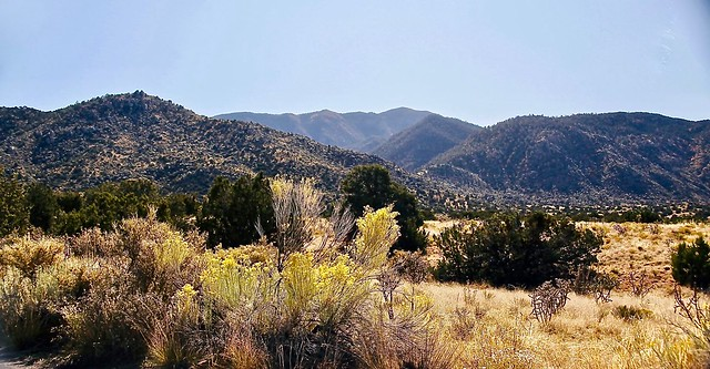 Autumn High Desert