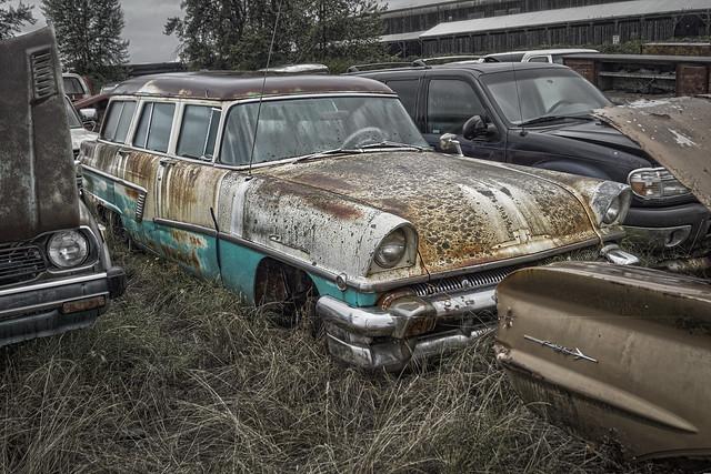 Mercury Wagon - Springfield Oregon
