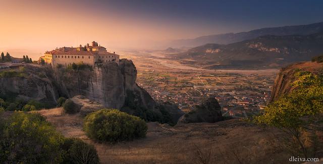 Monasterio de San Esteban, Meteora