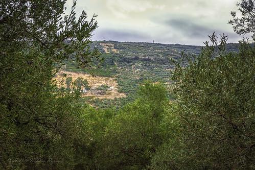 aegeansea crete greece scenery landscape