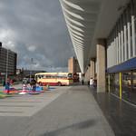 Lines of Preston Bus Station