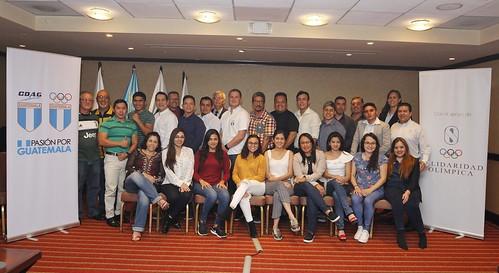 Curso de Administración Deportiva edición 76