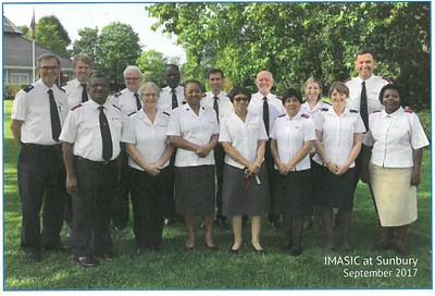 Members of IMASIC