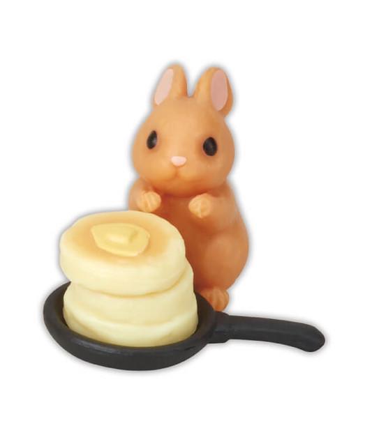 和動物們一起快樂地做點心!EPOCH 兔子與松鼠的點心製作(うさぎとリスのおやつ作り)