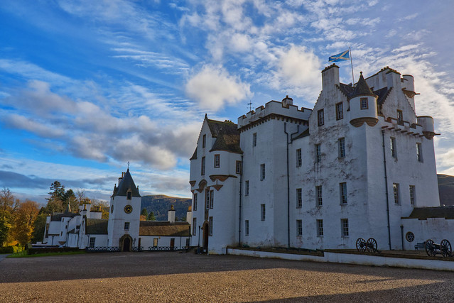 Blair Castle ~  Blair Atholl