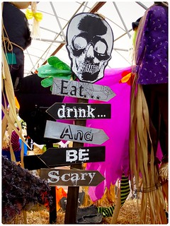 Eat... Drink... Be Scary.
