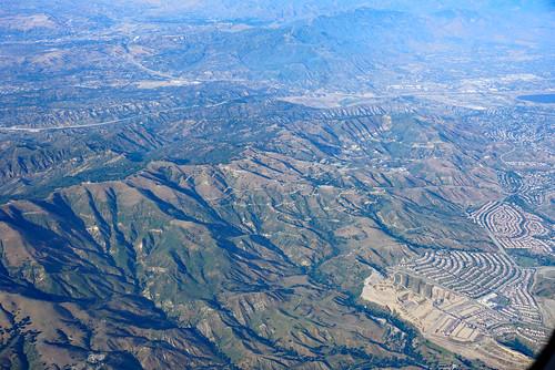 landschaft landscape flight flug indoor luftaufnahme aerialphotography luftbild usa america amerika unitedstates california kalifornien