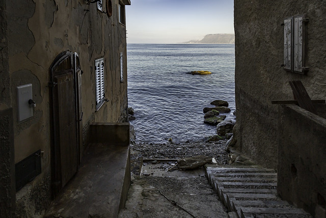 Calabria - Scilla - Steps To The Sea