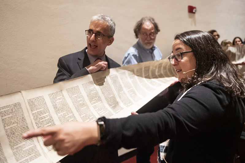 TEMPLE ISRAEL SIMCHAT TORAH AND CONSECRATION