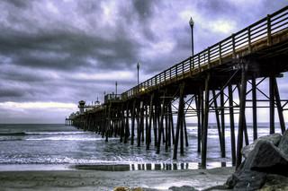 O'Side Pier Dawn 27-9-19-19