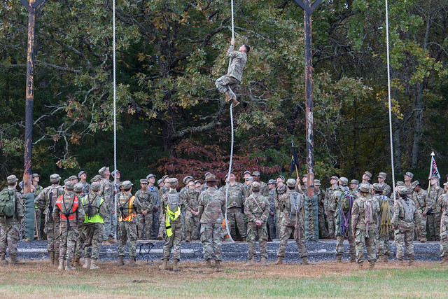 5th Annual JROTC Raider Challenge