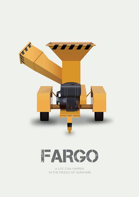 Fargo - Alternative Movie Poster
