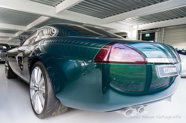 Jaguar R-Coupé Concept - 2001